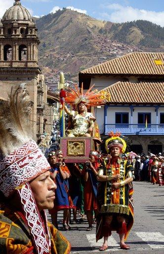 El Inti Raymi en la actualidad