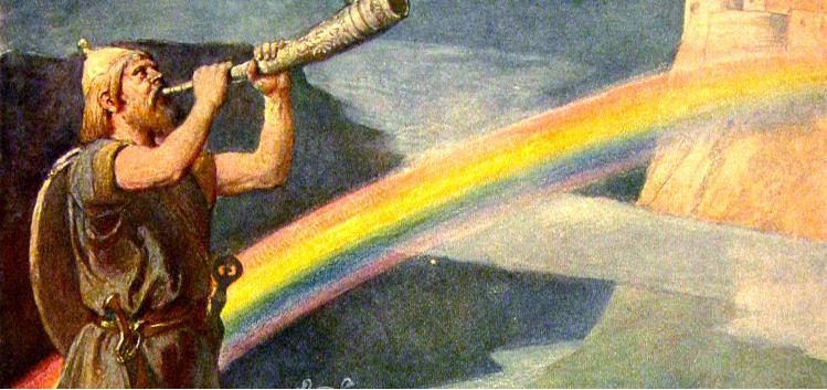 Heimdall, el vigía del fin del mundo