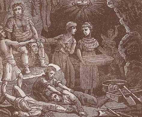 Los Beane, la familia caníbal
