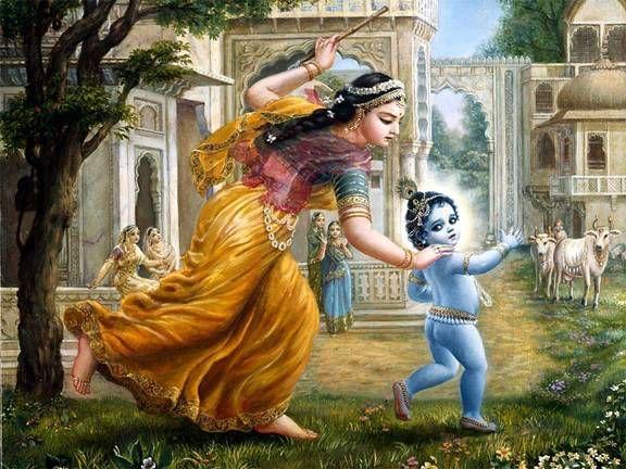 La leyenda de Krishna y el vendedor de limonadas