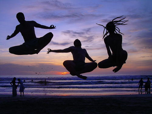 La levitación, misterios de nuestra mente