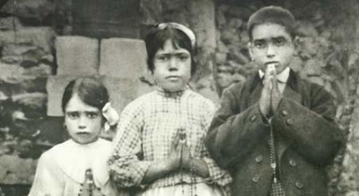 ninos de Fatima