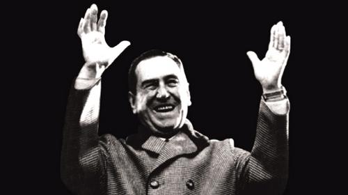 La extraña desaparición de las manos de Perón