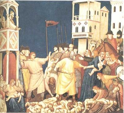 Esteban, niño pastor, en las Cruzadas