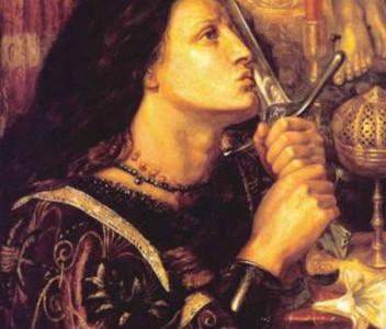 Juana de Arco, la doncella guerrera