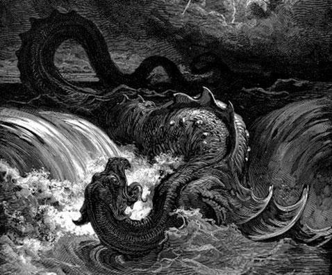 La leyenda del Leviatán