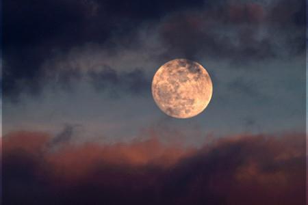 Adiós al mito de la luna sangrienta