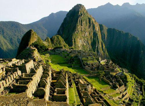 Origen y leyenda del Machu Picchu