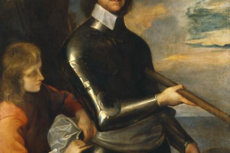 El siniestro viaje de la cabeza de Oliver Cromwell
