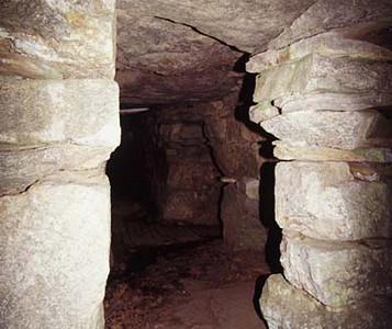 Las misteriosas piedras de Mystery Hill