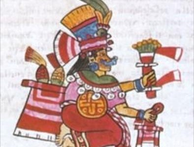 Chicomecoatl, La Gran Diosa del Maiz