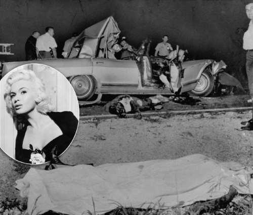 Accidente de Jayne Mansfield