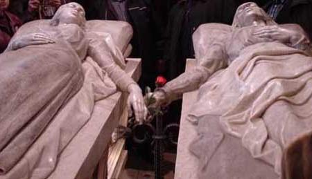 ¿Quiénes fueron los Amantes de Teruel?
