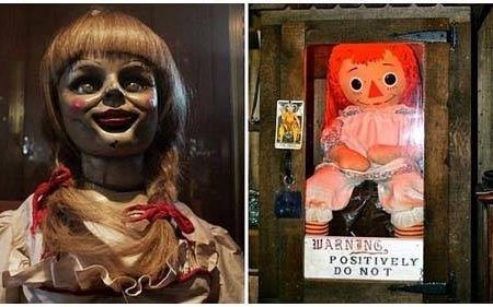 Annabelle, la muñeca diabólica