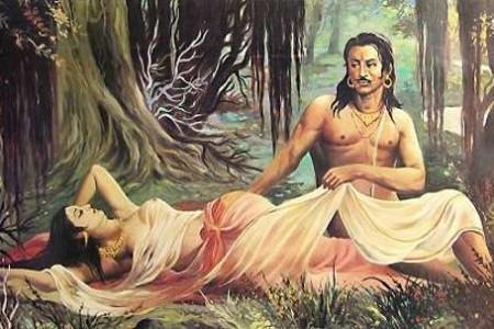 El anillo de Sakuntala
