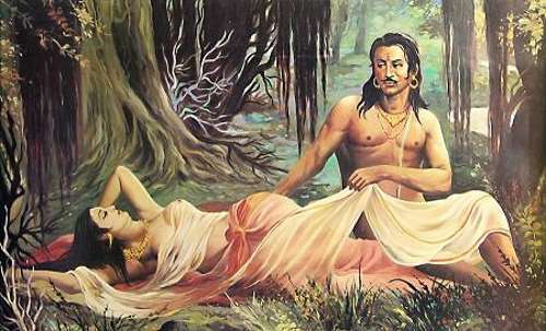 Anillo de Sakuntala