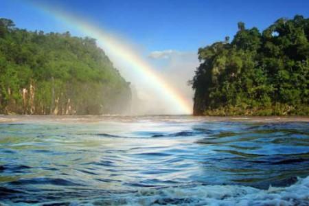 Iasá y el origen del Arco Iris, leyenda de Brasil