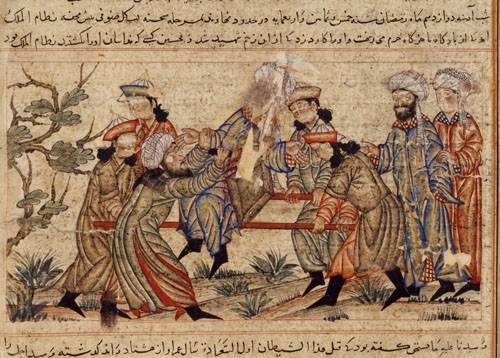 Asesinato de Nizam al Mulk
