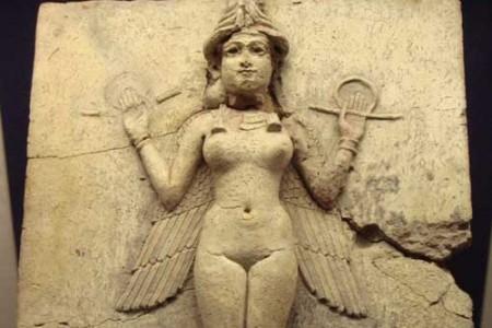 Astarté, la diosa de la Fertilidad