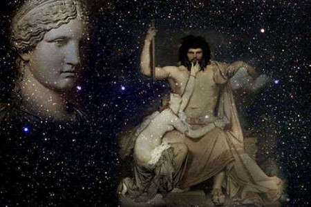 La Osa Mayor en la leyenda y la mitologia