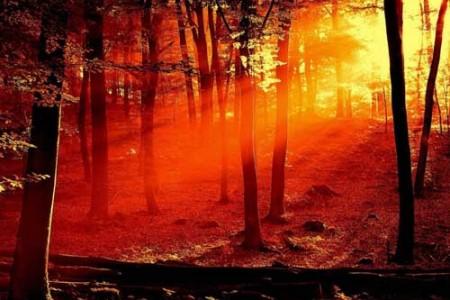 El sol rojo, leyenda de Argentina