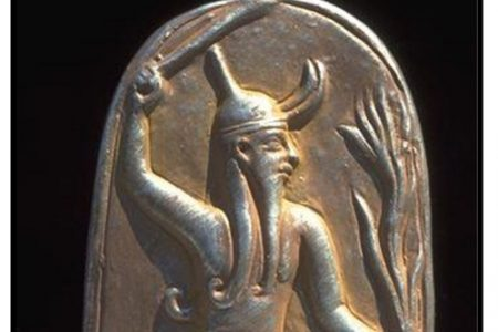 Baal, el primigenio Dios de las Tormentas