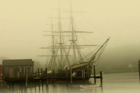Historias de fantasmas a bordo