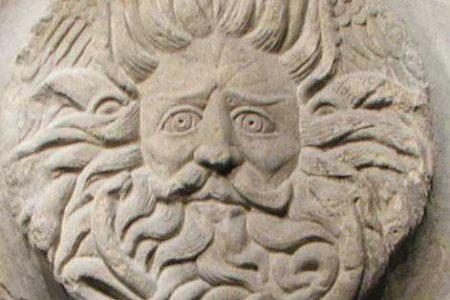 Belenus, dios celta del Sol y el fuego