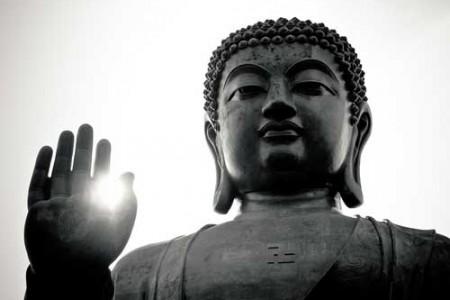 Buda y el grano de mostaza