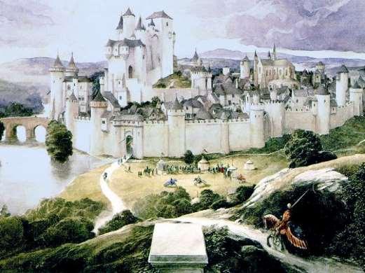 Camelot y el Rey Arturo