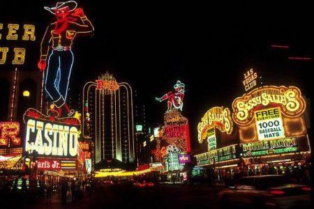 Casinos encantados