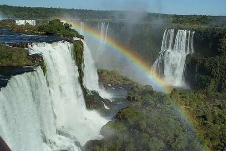 La leyenda de las cataratas de Iguazú