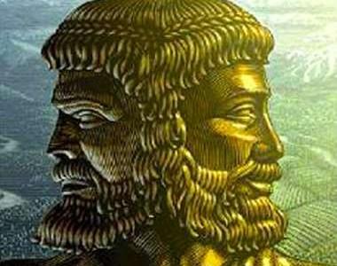 Jano, dios romano del pasado y del futuro