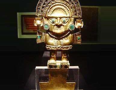 El dios Viracocha en la mitología inca