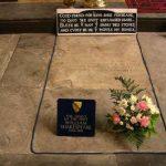 La maldición de la tumba de Shakespeare
