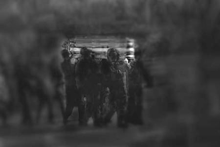 La leyenda de las procesiones fantasmas