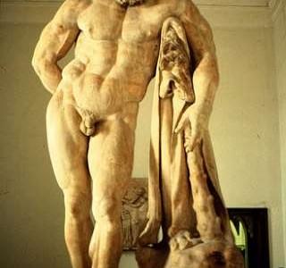 Heracles, dios griego, Hércules para los romanos