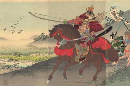 Hachiman en la mitología japonesa