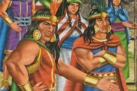 La leyenda de los Hermanos Ayar
