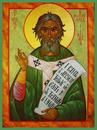 Imagen de San Patricio