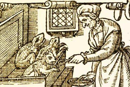 Imp, pequeño y travieso demonio germánico