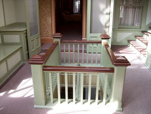 Interior Winchester house