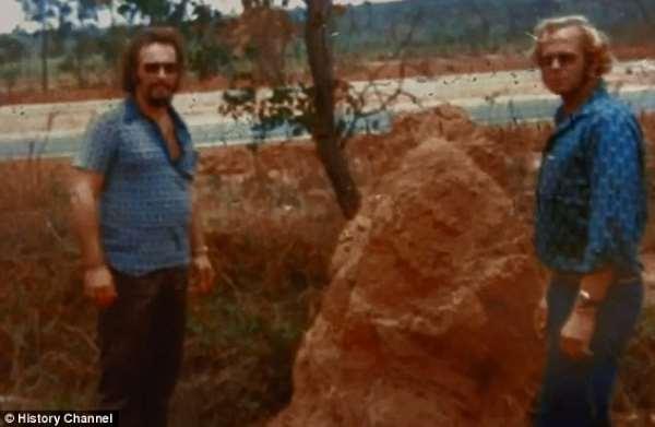 John and Clarence Anglin