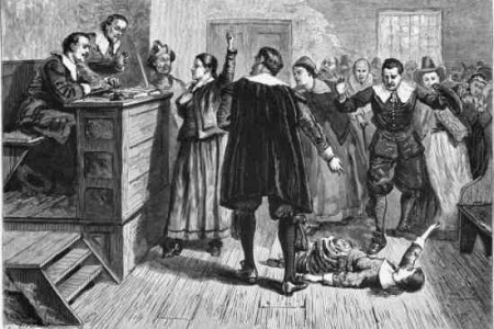 El Juicio de las Brujas de Salem