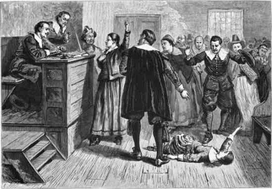 Juicio brujas Salem
