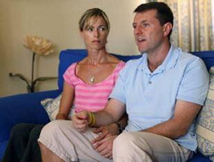 Kate y Gerry McCann