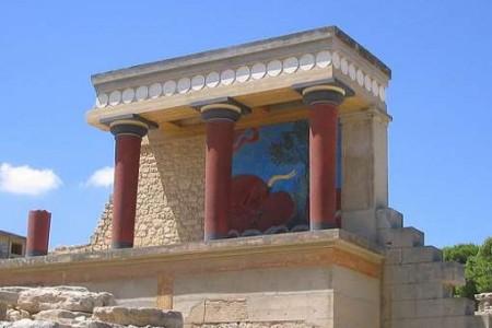 Cnossos: los misterios de la civilizacion minoica