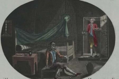 El prisionero de la máscara de hierro