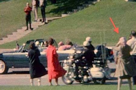 Lady Babushka y el asesinato de John Fitzgerald Kennedy