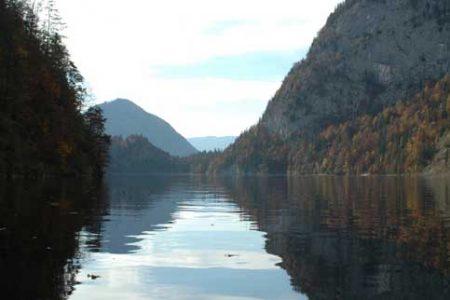 El lago Toplitzy su misterioso tesoro